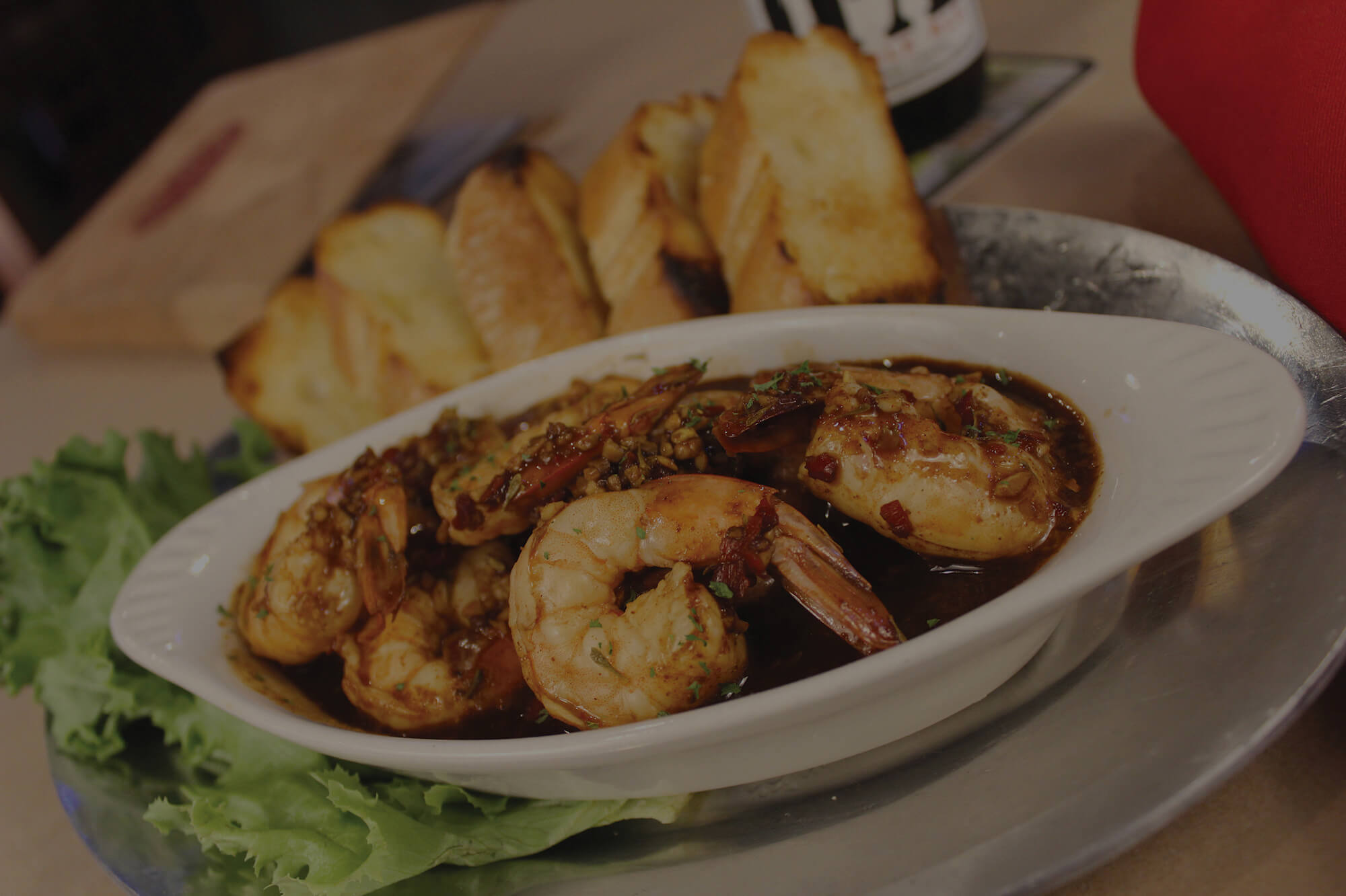 Shem Creek Seafood Killer Shrimp