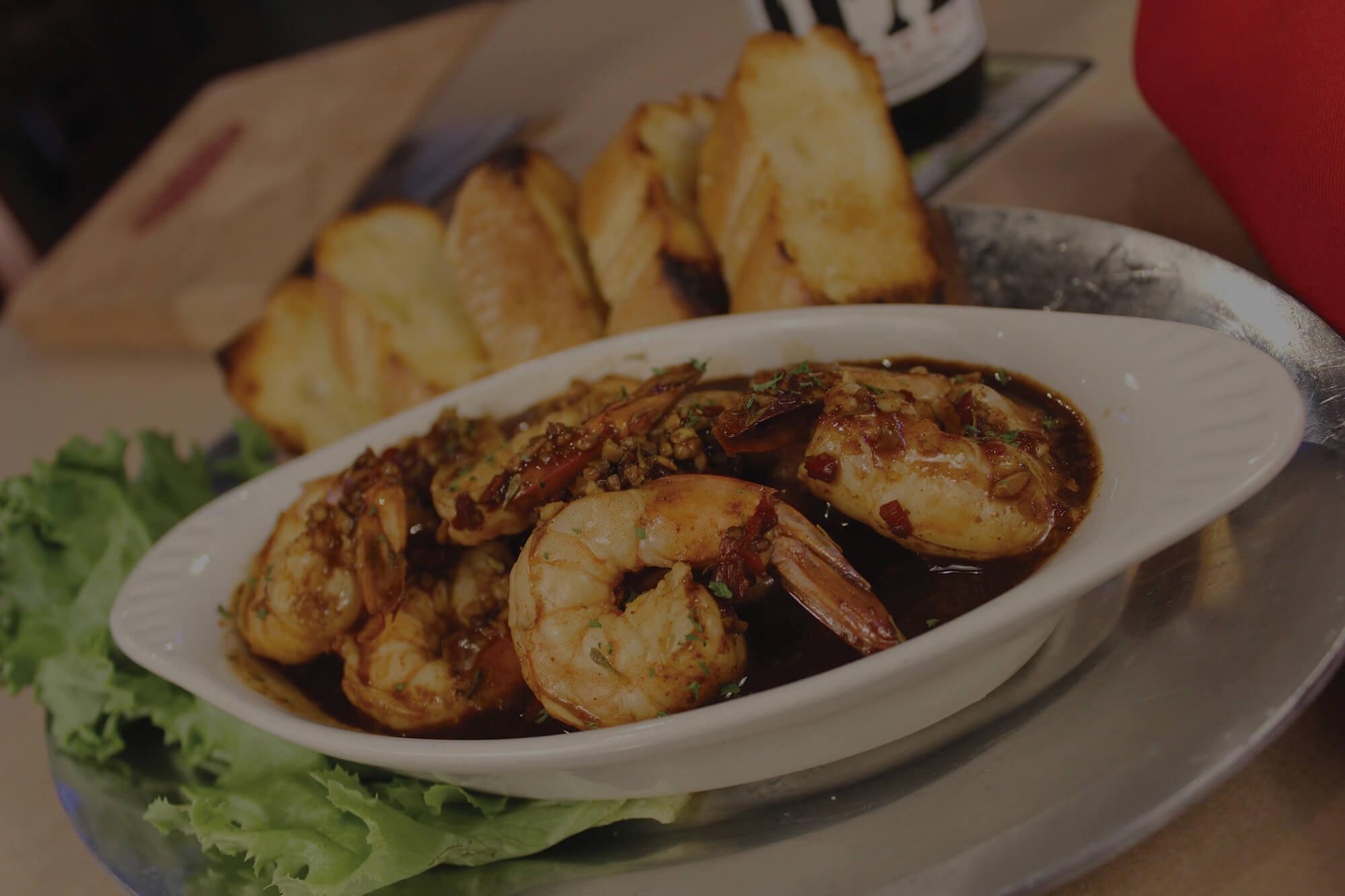 Shem Creek Seafood Killer Shrimp